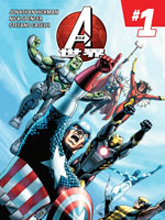 復仇者世界Marvel Now