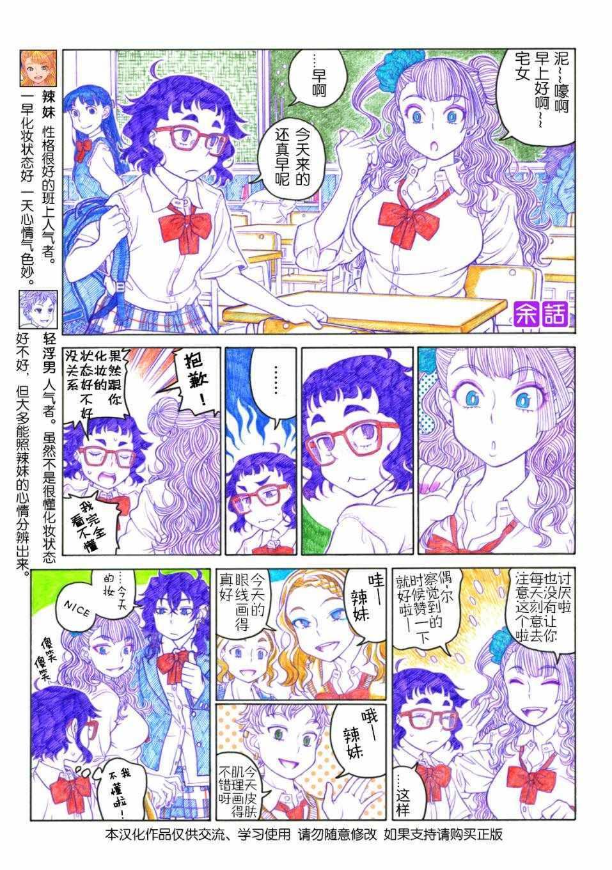 辣妹子醬 02卷附錄