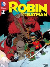 羅賓:蝙蝠俠之子