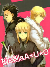 Fate/zero:槍 劍 AUO