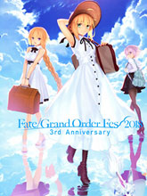 Fate/Grand Order 3rd Anniversary ALBUM