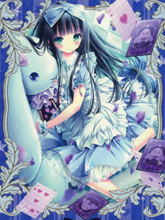 BluCielo in Wonderland
