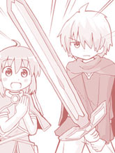 勇者被圣劍搞成了女孩子