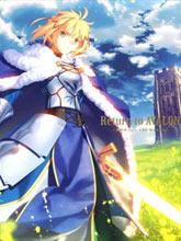 Return to AVALON -武內崇 Fate ART