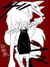 殺人狼與不死之身的少女
