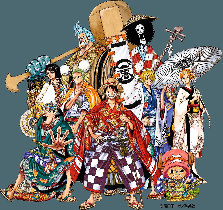 航海王歌舞伎公演海報更新!