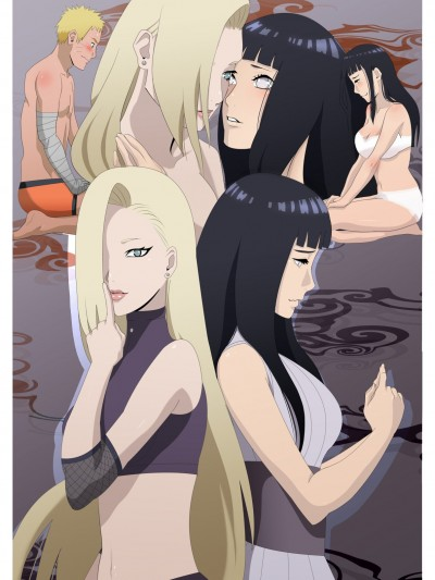 Bring down the shyness (Naruto The Last)